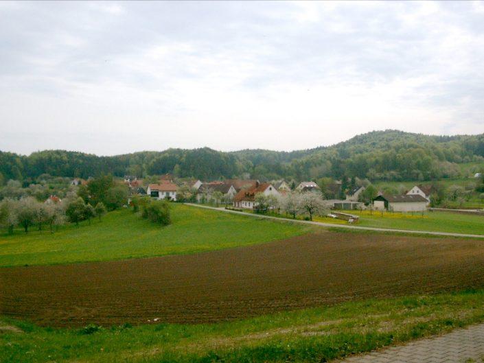 Schossaritz - Ansicht Südwest