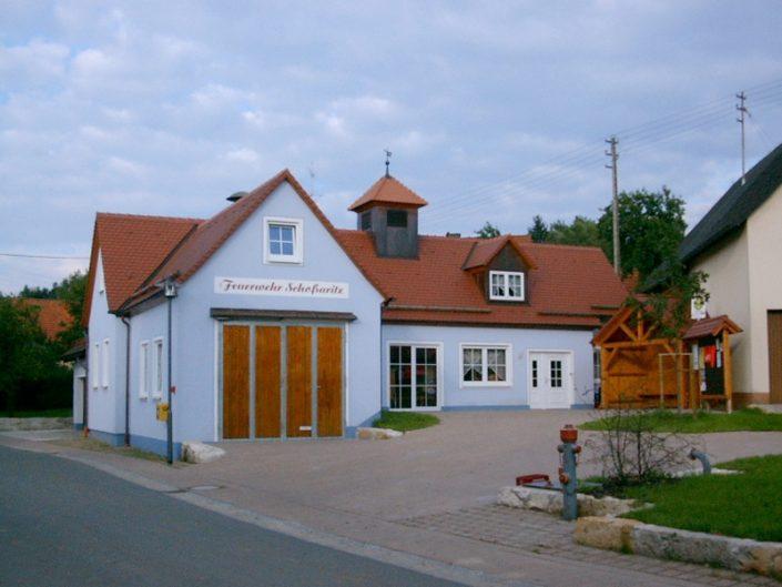 Schossaritz - Feuerwehrhaus