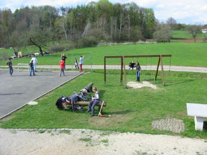 Schossaritz - Spielplatz