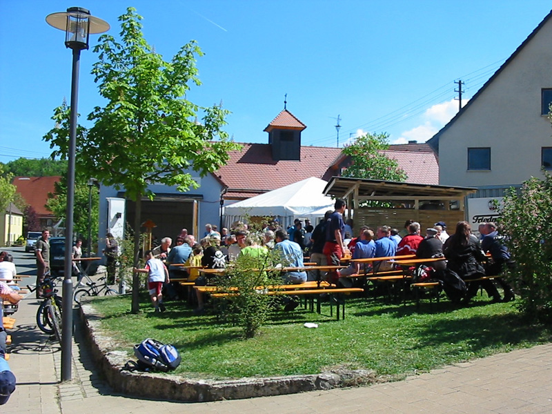 Schossaritz - Brunnenfest