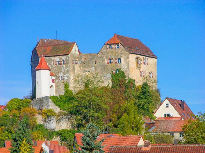 Hiltpoltstein Burg - PM