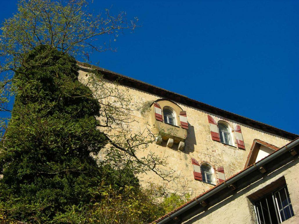 Hiltpoltstein - Burg - PM